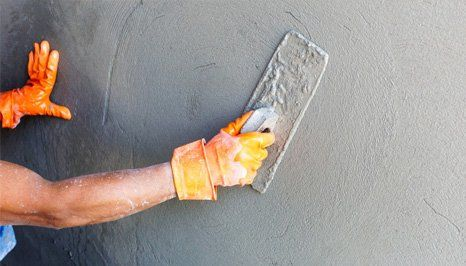 wall plastering Singapore